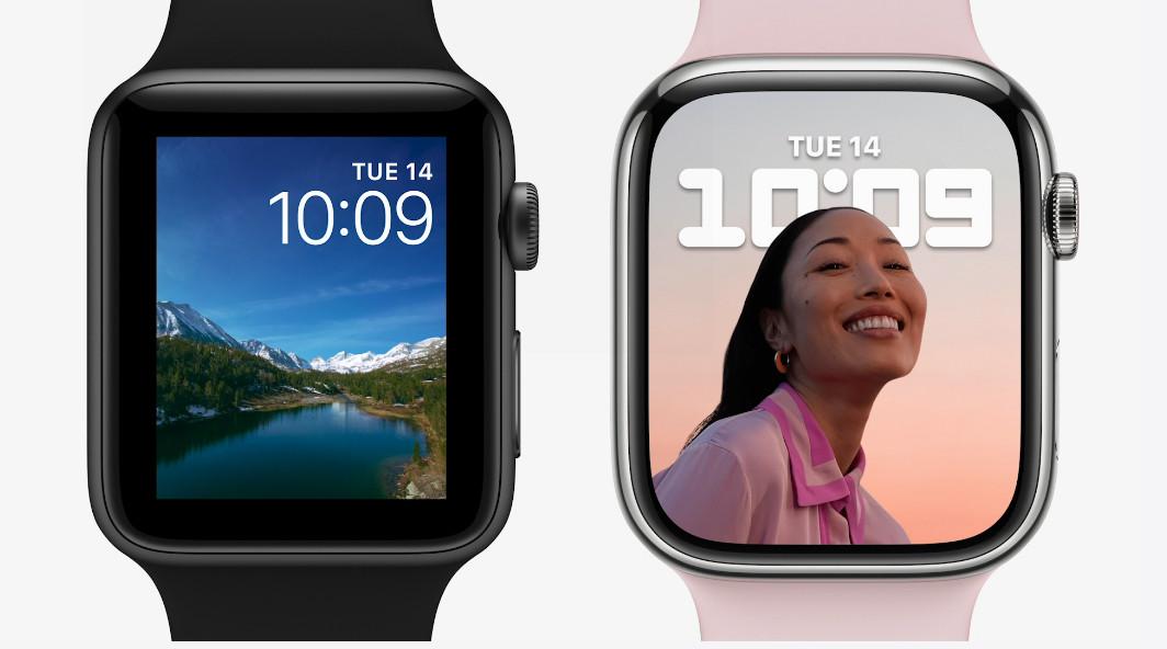 Apple Watch 7 Series: Μεγαλύτερη οθόνη χωρίς αύξηση μεγέθους