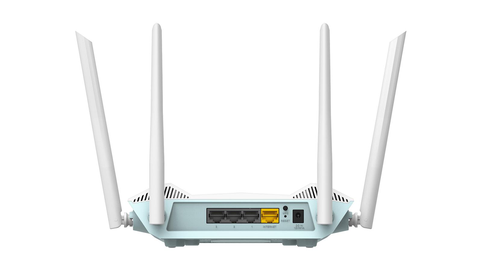 D-Link EAGLE PRO AI Wi-Fi-6 Smart Router