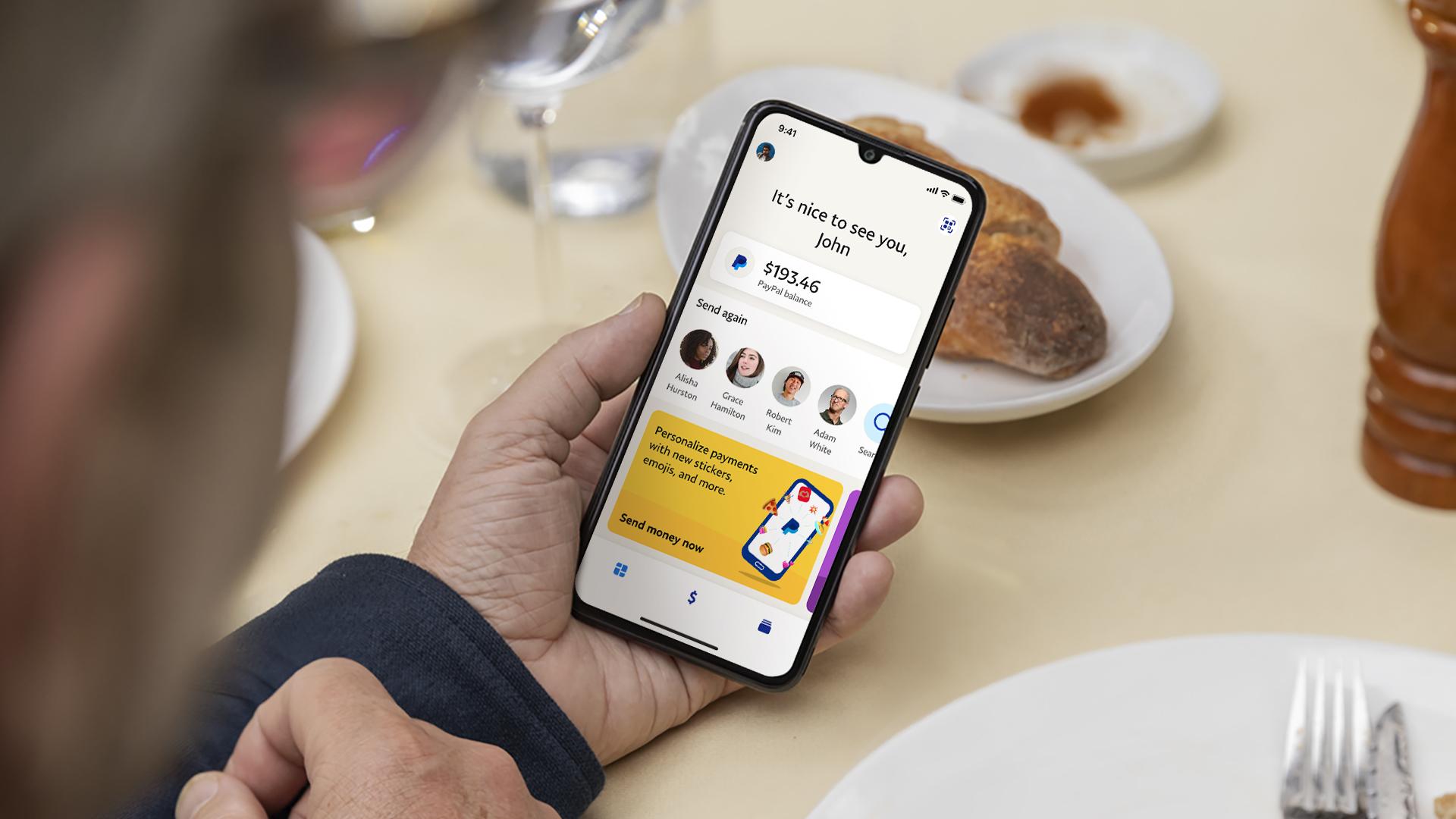 PayPal Digital Wallet