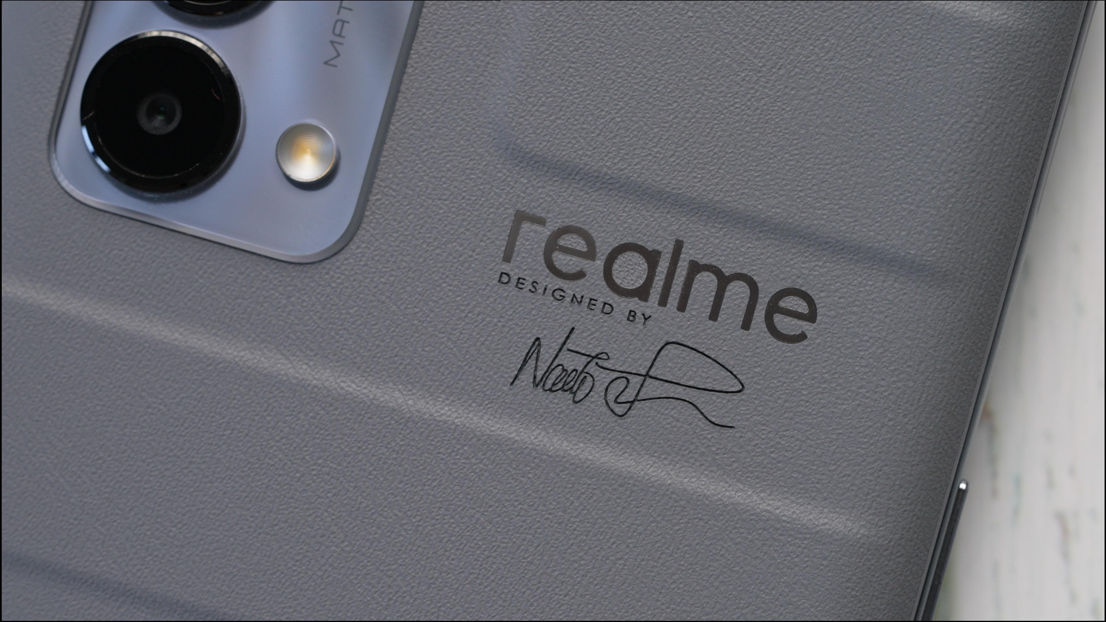 Realme GT Master Edition Techblog
