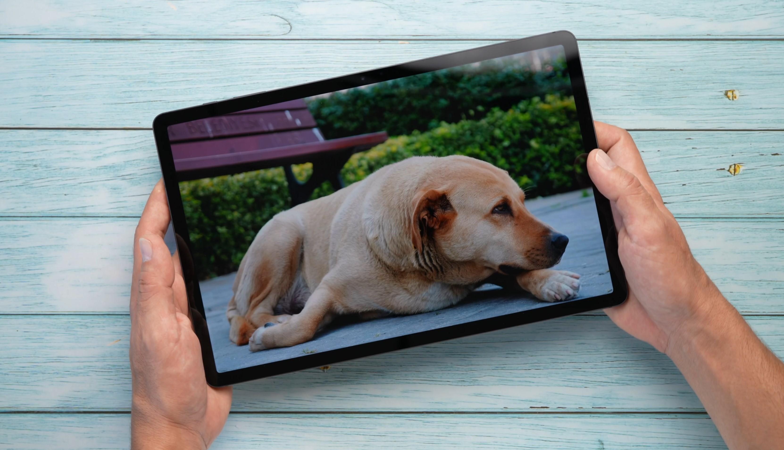 Samsung Galaxy Tab S7 FE Vlachakis Techblog review