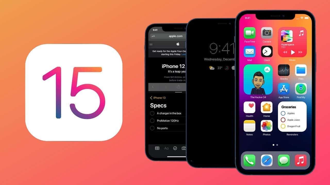 iOS 15: Πότε έρχεται Ελλάδα και ποιες συσκευές θα το πάρουν;