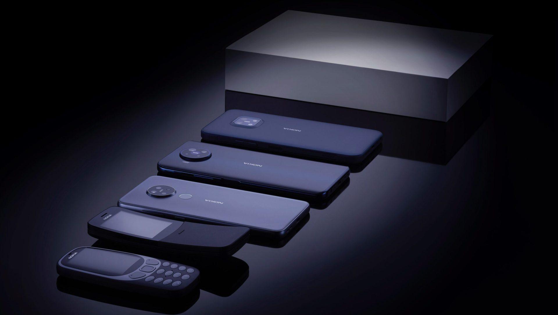 HMD Global: Στις 6 Οκτωβρίου έρχεται το Nokia G50 5G