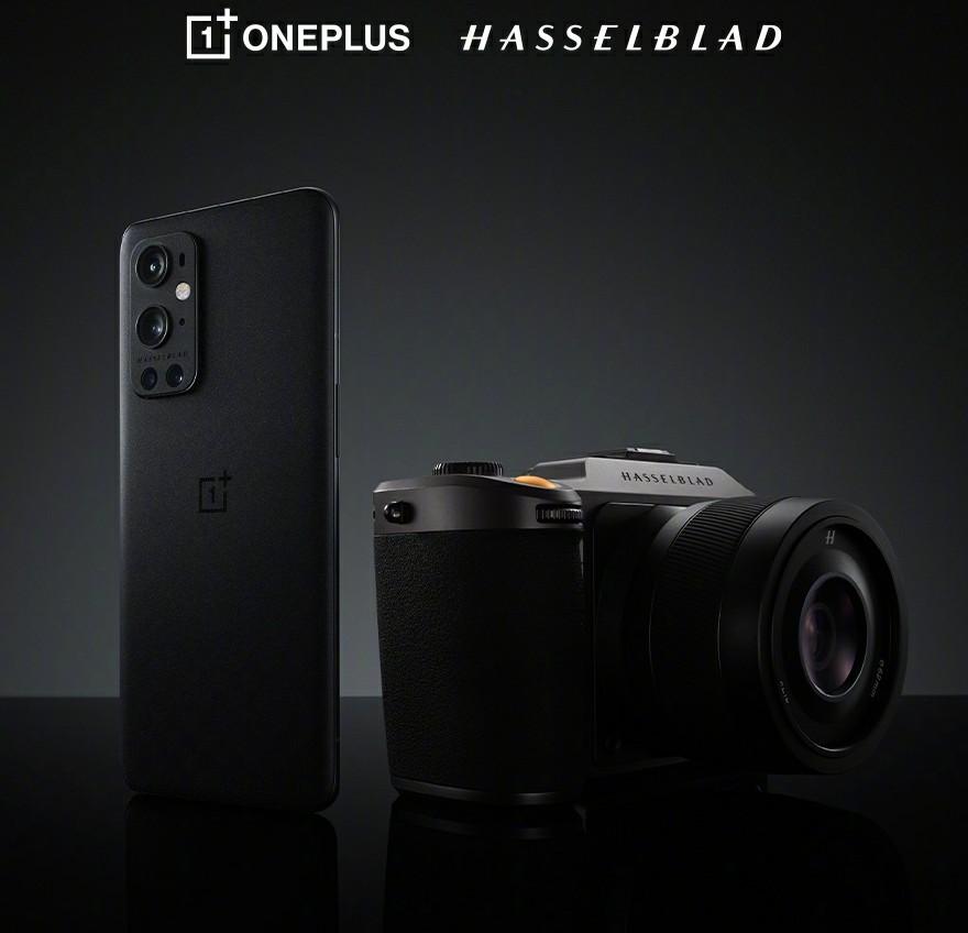 OnePlus 9 και 9 Pro: Παίρνουν το HasselBlad XPAN Mode
