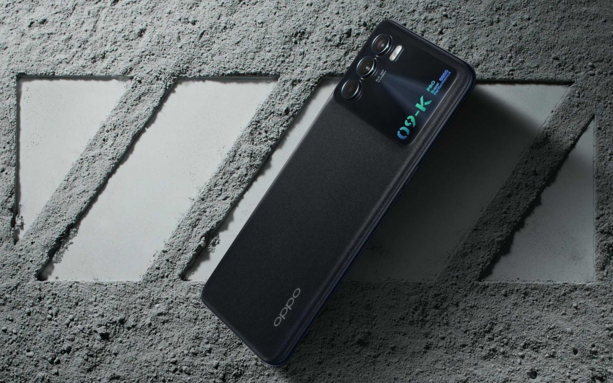 OPPO K9 Pro: Επίσημα με Dimensity 1200 SoC και οθόνη 120 Hz