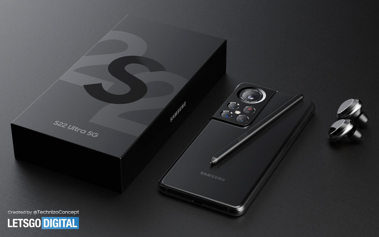 Samsung Galaxy S22 Ultra: Γρήγορη φόρτιση στα 45W