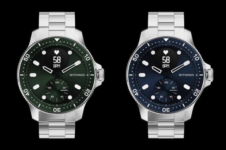 Withings ScanWatch Horizon: Smartwatch για πολλές βουτιές...