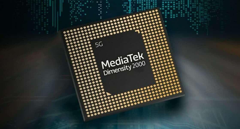 MediaTek Dimensity 2000: Θα είναι κατασκευασμένος στα 4 nm
