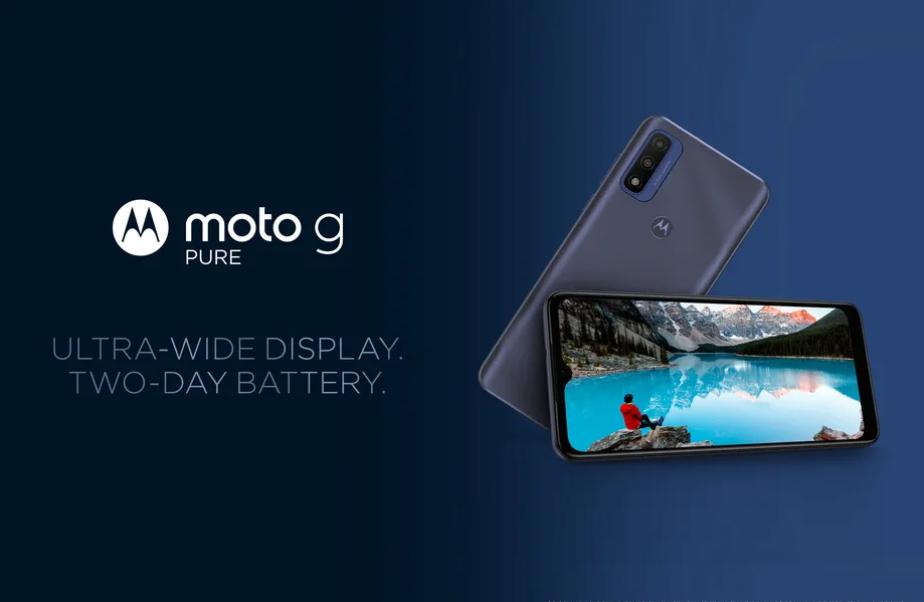 Motorola Moto G Pure: Προσιτό Android 4G smartphone