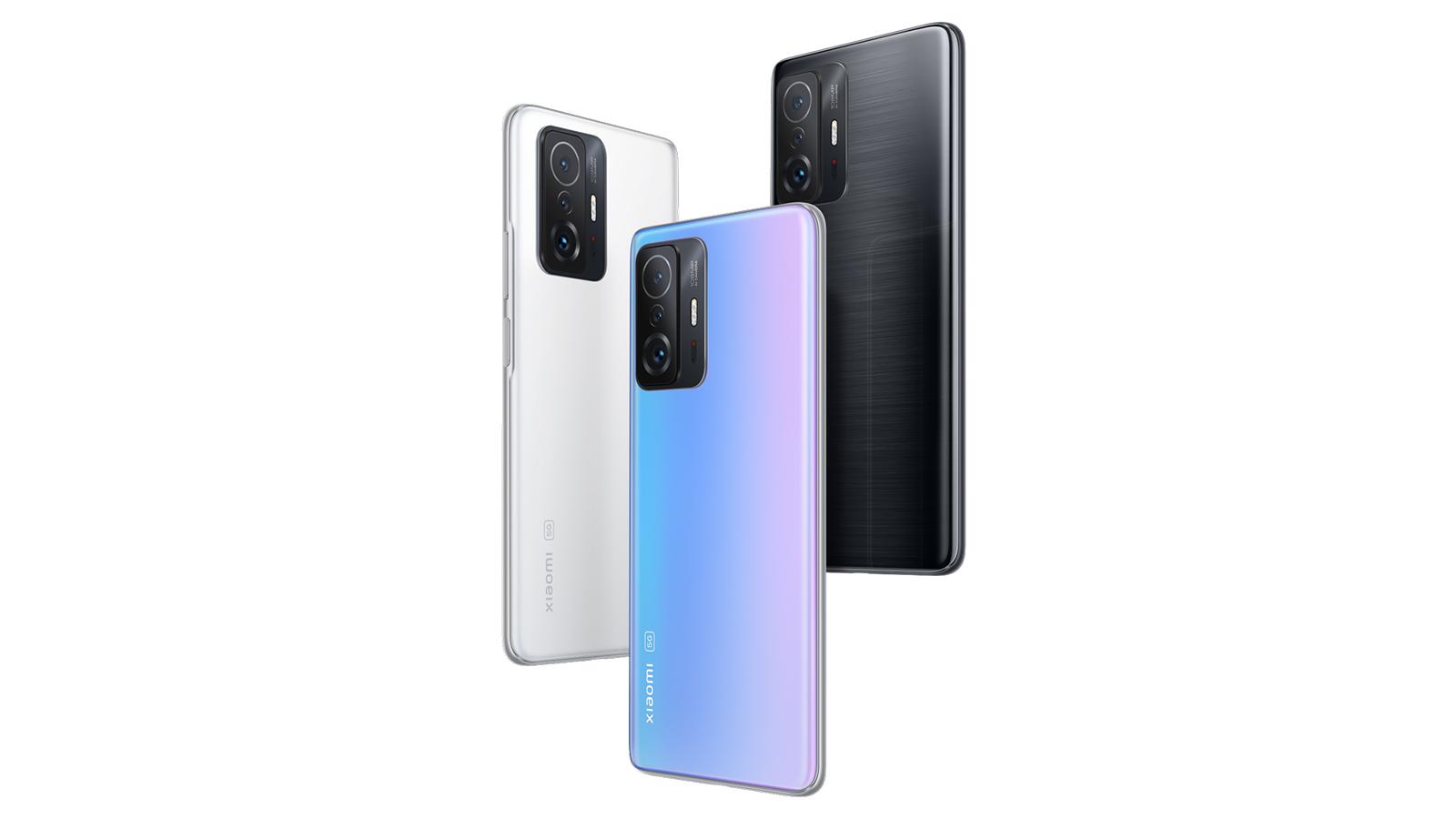 Xiaomi 11T Pro family revealed