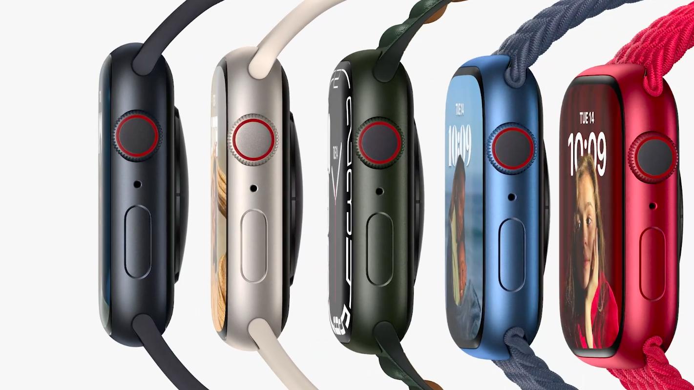 Apple Watch Series 7: Ξεκινούν οι αποστολές στα μέσα Οκτωβρίου