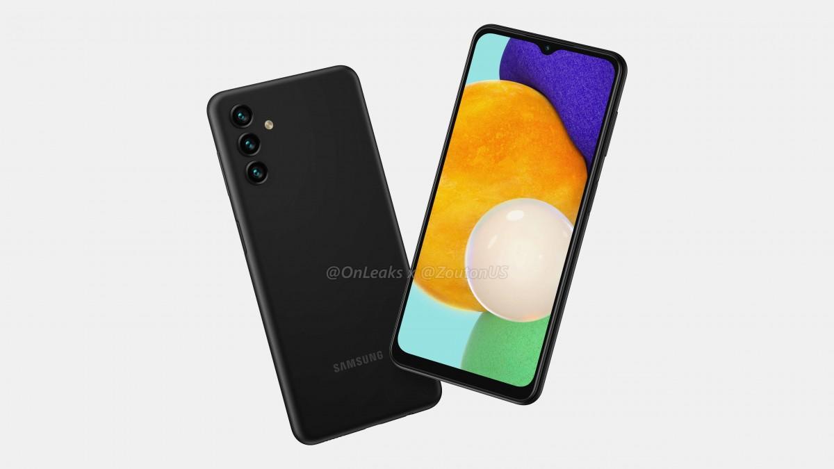 Samsung Galaxy A13 5G: Εμφανίζεται σε renders