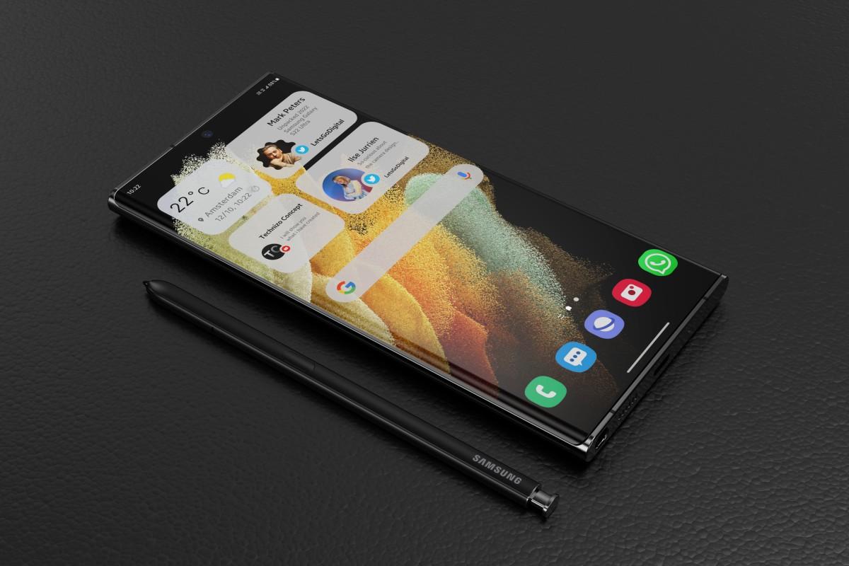 Samsung Galaxy S22 Ultra: Εμφανίζεται σε νέα, αναλυτικά renders