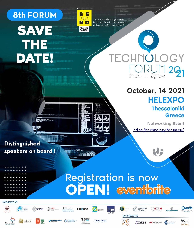 technology forum beyond 2021