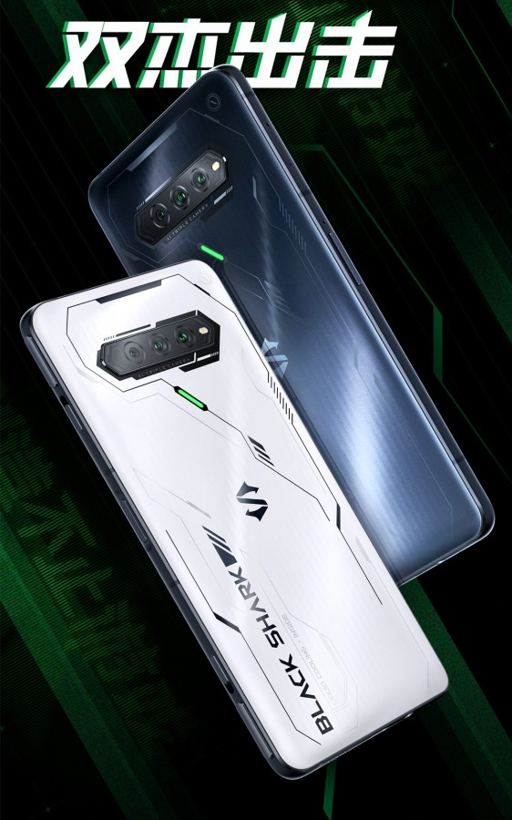 Xiaomi Black Shark 4S: Έρχεται επίσημα στις 13 Οκτωβρίου
