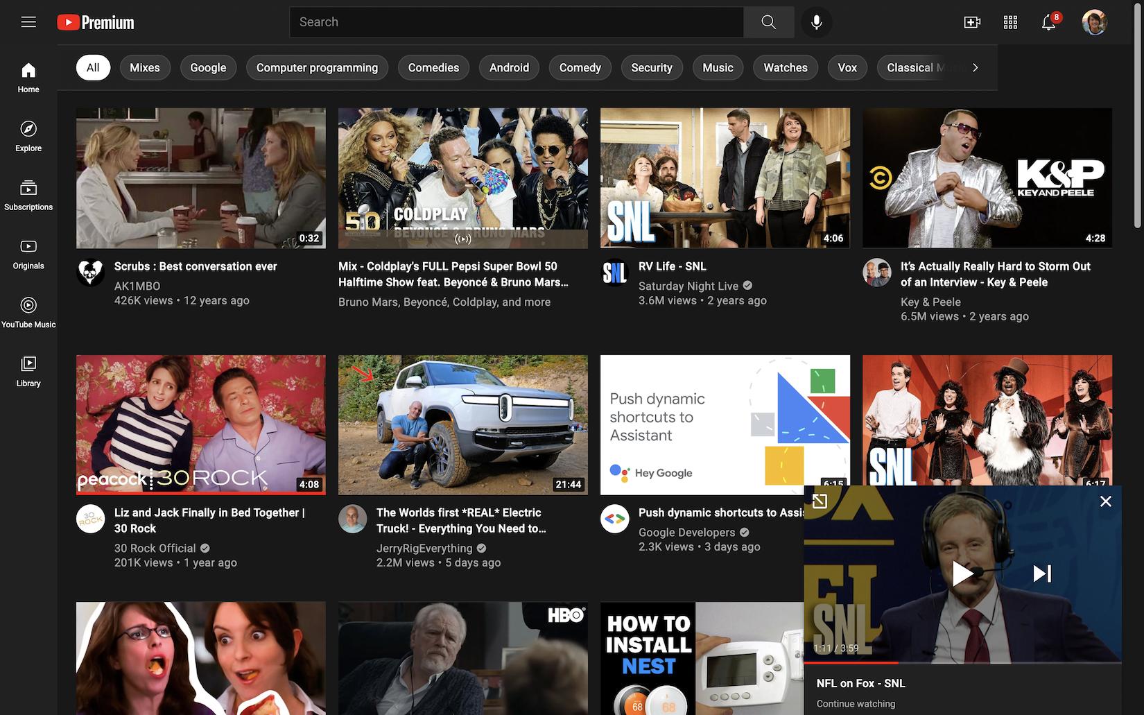 YouTube: Με το Continue Watching συνεχίζεις από το κινητό
